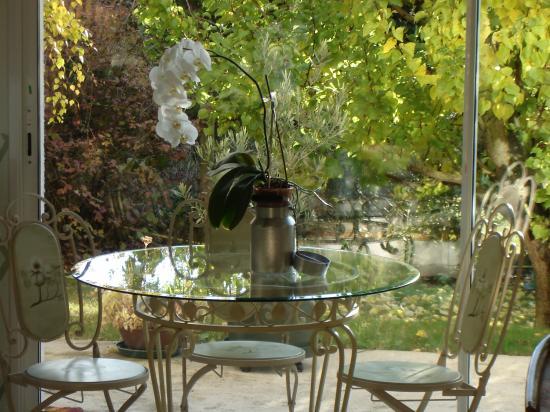 """""""le salon jardin"""""""