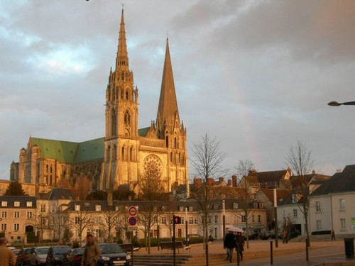 Chambre d 39 h te chartres cath drale tarifs 2017 for Chambre d hote chartres