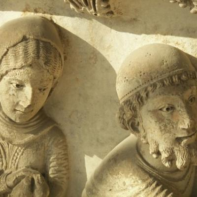 Statues chartres cathedrale